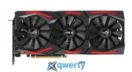 ASUS GeForce RTX 2060 SUPER 8GB GDDR6 256-bit (14000) (HDMI, DisplayPort, USB Type-C) ROG-STRIX-RTX2060S-O8G-GAMING)