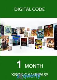 XBox One Gamepass 1 месяц
