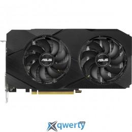 ASUS GeForce GTX 1660 6GB GDDR5 192-bit Dual EVO (1815/8002) (DVI, HDMI, DisplayPort) (DUAL-GTX1660-6G-EVO)