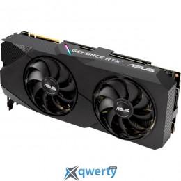 ASUS GeForce RTX 2080 Super 8GB GDDR6 256-bit OC (1860/15500) (HDMI, DisplayPort) (DUAL-RTX2080S-O8G-EVO)