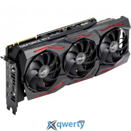 ASUS GeForce RTX 2080 Super 8GB GDDR6 256-bit ROG Strix Gaming OC (1890/15500) (HDMI, DisplayPort, USB) (ROG-STRIX-RTX2080S-O8G-GAMING)