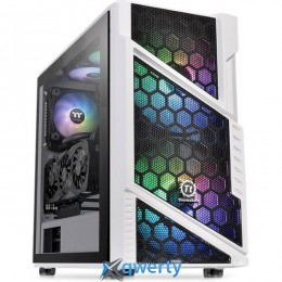 THERMALTAKE Commander C31 Tempered Glass Snow ARGB Edition (CA-1N2-00M6WN-00)
