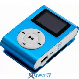 TOTO With display&Earphone Mp3 Blue (TPS-02-Blue)