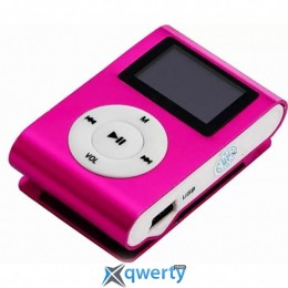 TOTO With display&Earphone Mp3 Pink (TPS-02-Pink)