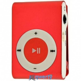 TOTO Without display&Earphone Mp3 Red (TPS-03-Red)