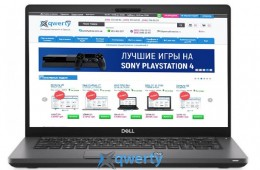 Dell Latitude 5401 (N002L540114ERC_UBU) Black купить в Одессе