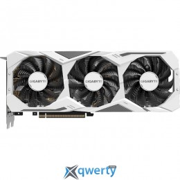 GIGABYTE GeForce RTX 2070 Super 8GB GDDR6 (256-bit) (1815/14000) Gaming White OC (DisplayPort, HDMI, USB Type-C)(GV-N207SGAMINGOC WHITE-8GC)