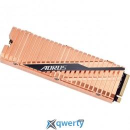 Gigabyte Aorus NVMe Gen4 SSD 1TB M.2 2280 NVMe PCIe 4.0 x4 3D NAND TLC (GP-ASM2NE6100TTTD)