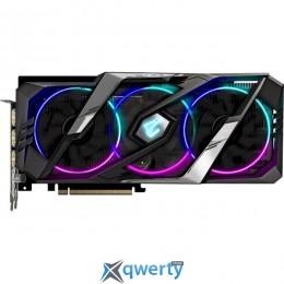 Gigabyte PCI-Ex GeForce RTX 2060 Super Aorus 8GB GDDR6 (256bit) (14000) (1 x Type-C, 3 x HDMI, 3 x Display Port) (GV-N206SAORUS-8GC)