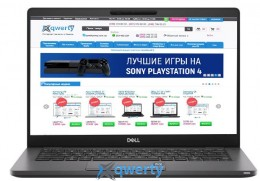 Dell Latitude 5500 (N030L550015EMEA_PD-08) Black