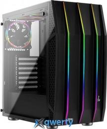 Aerocool PGS Klaw RGB Black (KLAW  RGB TG)