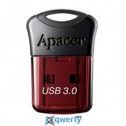 Apacer 16GB AH157 Red USB 3.0 (AP16GAH157R-1)