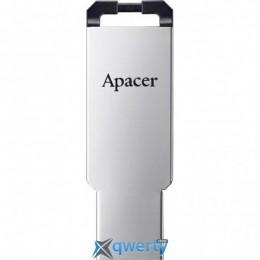 Apacer 16GB AH310 Silver USB 2.0 (AP16GAH310S-1)