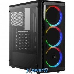 AEROCOOL SI-5200 RGB Tempered Glass (4718009159396)