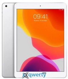 Apple iPad 10.2 2019 Wi-Fi+4G 128Gb (Silver)
