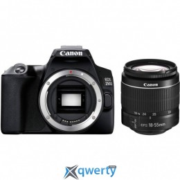 CANON EOS 250D 18-55 DC III BLACK KIT (3454C009)