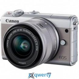 CANON EOS M100 15-45 IS STM KIT GREY (2211C044)
