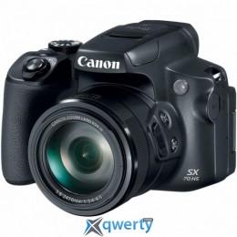 CANON POWERSHOT SX70 HS BLACK (3071C012)