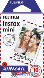 FUJIFILM COLORFILM INSTAX MINI AIRMAIL (70100139610)