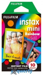 FUJIFILM COLORFILM INSTAX MINI RAINBOW (16276405)