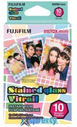 FUJIFILM COLORFILM INSTAX MINI STAINED GLASS (16203733)