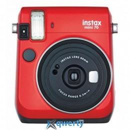 FUJIFILM INSTAX MINI 70 Red (16513889)