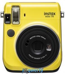 FUJIFILM INSTAX MINI 70 Yellow (16496110)