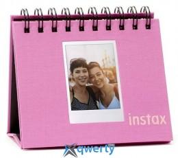 FUJIFILM INSTAX MINI 9 TWIN FLIP ALBUM Flamingo Pink (70100139061)