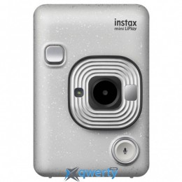 FUJIFILM INSTAX Mini LIPLAY STONE WHITE (16631758)