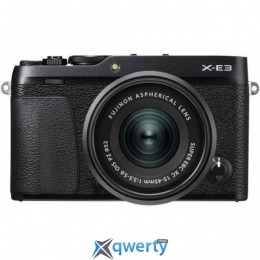FUJIFILM X-E3 XC 15-45MM F3.5-5.6 KIT BLACK (16584931)
