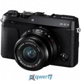 FUJIFILM X-E3 XF 23MM F2.0 KIT BLACK (16559118)