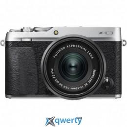 FUJIFILM X-E3 XF 23MM F2.0 KIT SILVER (16558982)