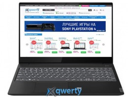 Lenovo Ideapad S340-15IWL (81N800WHRA) Onyx Black