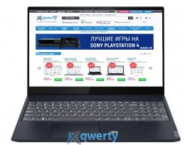 Lenovo Ideapad S340-15IWL (81N800X2RA) Abyss Blue