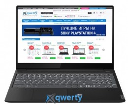 Lenovo Ideapad S340-15IWL (81N800X8RA) Onyx Black