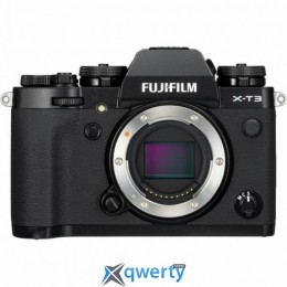 FUJIFILM X-T3 BODY BLACK (16588561)