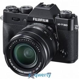 FUJIFILM X-T30 + XF 18-55MM F2.8-4R KIT BLACK (16619982)