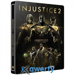 Injustice 2. Legendary Steelbook Edition