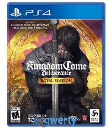 Kingdom Come Deliverance Royal Edition купить в Одессе