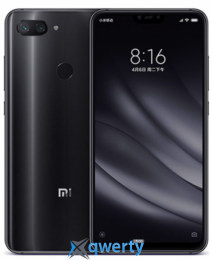 Xiaomi Mi 8 Lite 6/128GB Black (Global)