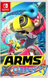 ARMS Nintendo Switch (русская версия)