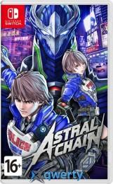 Astral Chain Nintendo Switch (русские субтитры)