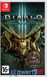 Diablo III: Eternal Collection Nintendo Switch (русская версия)