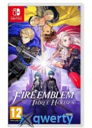 Fire Emblem Three Houses Nintendo Switch (английская версия)