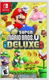New Super Mario Bros. U Deluxe (русские субтитры) купить в Одессе