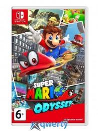 Super Mario Odyssey (русские субтитры)
