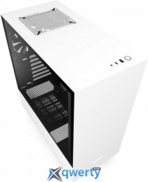 NZXT H510 Matte Black-White (CA-H510B-W1)