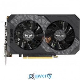 Asus PCI-Ex GeForce GTX 1650 TUF Gaming 4GB GDDR5 (128bit) (1485/8002) (DVI, HDMI, DisplayPort) (TUF-GTX1650-4G-GAMING)