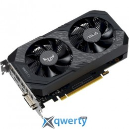 Asus PCI-Ex GeForce GTX 1650 TUF OC Gaming 4GB GDDR5 (128bit) (1515/8002) (DVI, HDMI, DisplayPort) (TUF-GTX1650-O4G-GAMING)