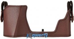 OLYMPUS CS-51В BODY JACKET FOR E-M10 MARK III BROWN(V601071NW000)
